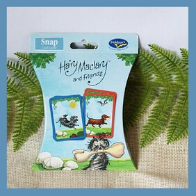 Hairy Maclary SNAP card game